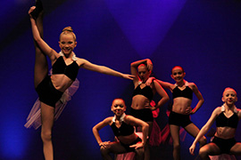 Tap Jazz Lyrical Dance Classes